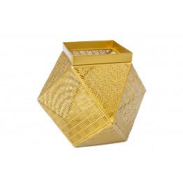 Декоративний кошик Brink I Gold