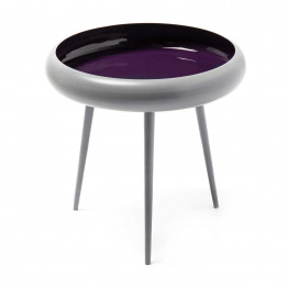 Стол Bowl M410 Grey/Plum