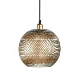 Підвісний світильник Gido S Gold / Grey