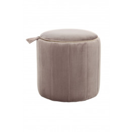 Пуф Ben TD110 Grey / Brown