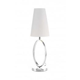 Настільна лампа Fero M125 White/Chrom