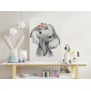 Картина Elephant baby 50х70 cm