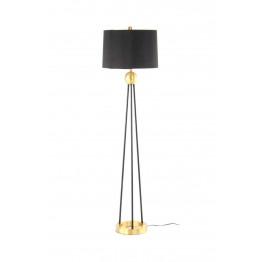 Підлогова лампа Armano M225 Black / Gold