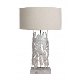 Настільна лампа Ice S Silver
