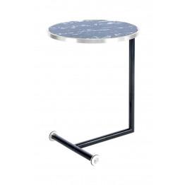 Стол Otto SM210 Silver/Black