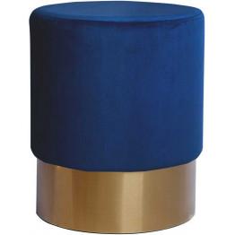 Пуф Oskar TD110 Dark blue