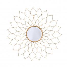 Настенное зеркало Sunny SM117 Gold