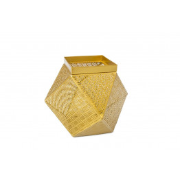 Декоративний кошик Brink ll Gold