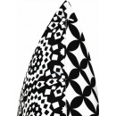 Подушка Stereo Black/White