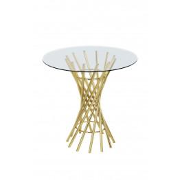 Стол Hit SM110 Gold