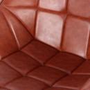 Стілець Riga TM325 / 2 Brown / Black