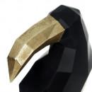 Скульптура Toucan K110 Black