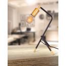Настільна лампа Crocus Black