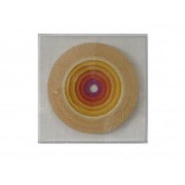 Картина нитки Round
