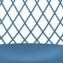 Стілець Will PPD110 / 4 Blue