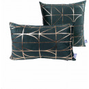 Набір подушок Prisma 325 Green/Gold