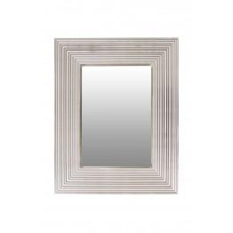 Настінне дзеркало Oasis S125 White/Chrome