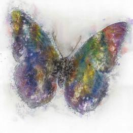 Фреска Butterfly