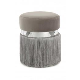 Пуф Milano T225 Grey/Silver