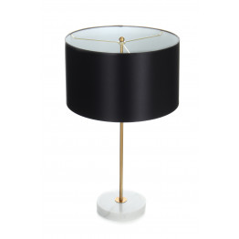 Настільна лампа Kante KM110 Black / Gold / White