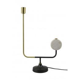 Настільна лампа Ellfa M277 White