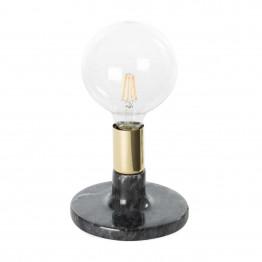 Настільна лампа Dallas KM Black/Gold