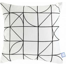 Подушка Kennedy White/Black