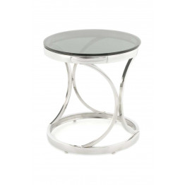 Стол Keno SM125 Black/Silver