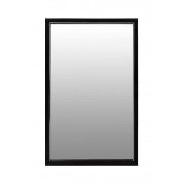 Настінне дзеркало Tyler S125 Black/Silver