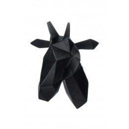 Скульптура настенная Giraffe K110 Black
