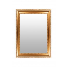 Настенное зеркало Foster S225 Gold