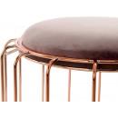 Табурет-стіл Carl SM110 Lightviolet / Rose