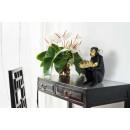 Скульптура Monkey&sheet KM410 Black/Gold