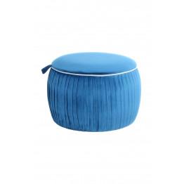 Пуф Crush T110 Blue