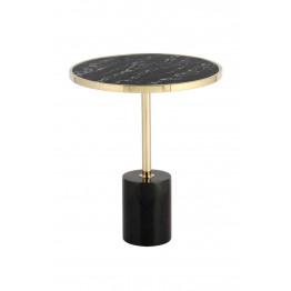 Стол Nani SM525 Gold/Black