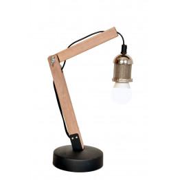 Настільна лампа Monga MD I Silver