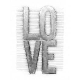 Фреска Love