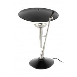Настольная лампа Monaco M125 Black/Silver