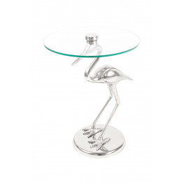 Стіл Bird SM125 Silver