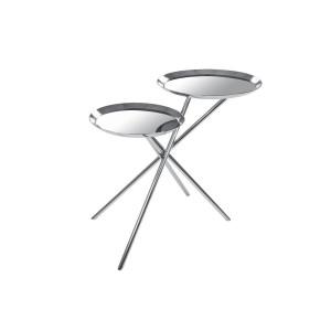 Стол Couple SM110 Silver