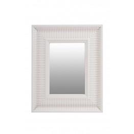 Настінне дзеркало Cold S125 White