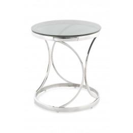 Стол Keno SM225 Black/Silver