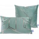 Набір подушок Prisma 125 Mint/Gold