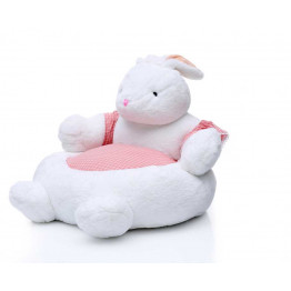 Дитяче крісло Bugs T197 White/Pink