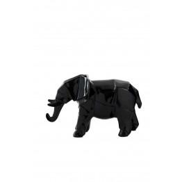 Скульптура Elephant K120 Black