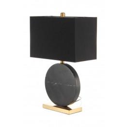 Настільна лампа Diva MK125 Black/Gold/Black