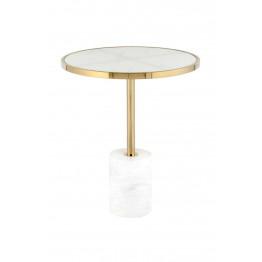 Стіл Nani SM525 Gold / White