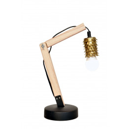 Настільна лампа Monga MD IV Brass
