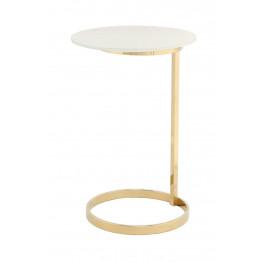 Стіл Klark MD525 Gold/White