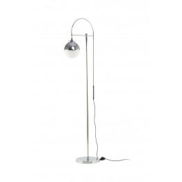 Підлогова лампа Lemar SM125 White / Silver